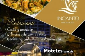 Restaurante Incanto by Boca Beach