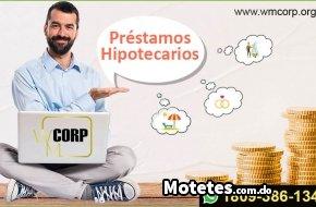 SOLICITUD DE PRÉSTAMOS HIPOTECARIOS