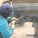 Limpieza de Materiales oxidados