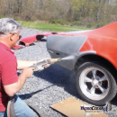 Removemos pinturas de autos