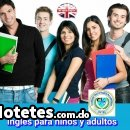 Curso de Inglés para niños y adultos